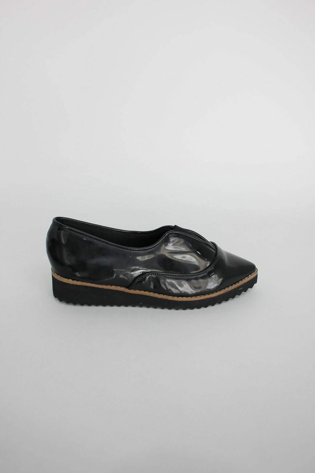 Sapato coratta feminino preto