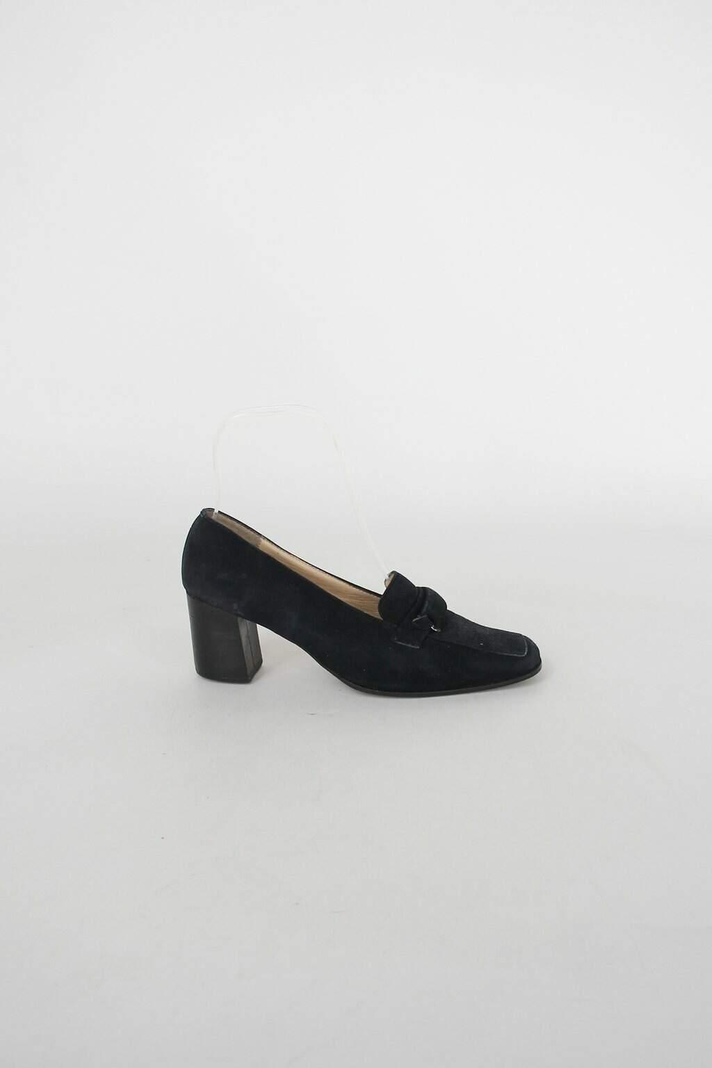 Sapato capodarte feminino preto