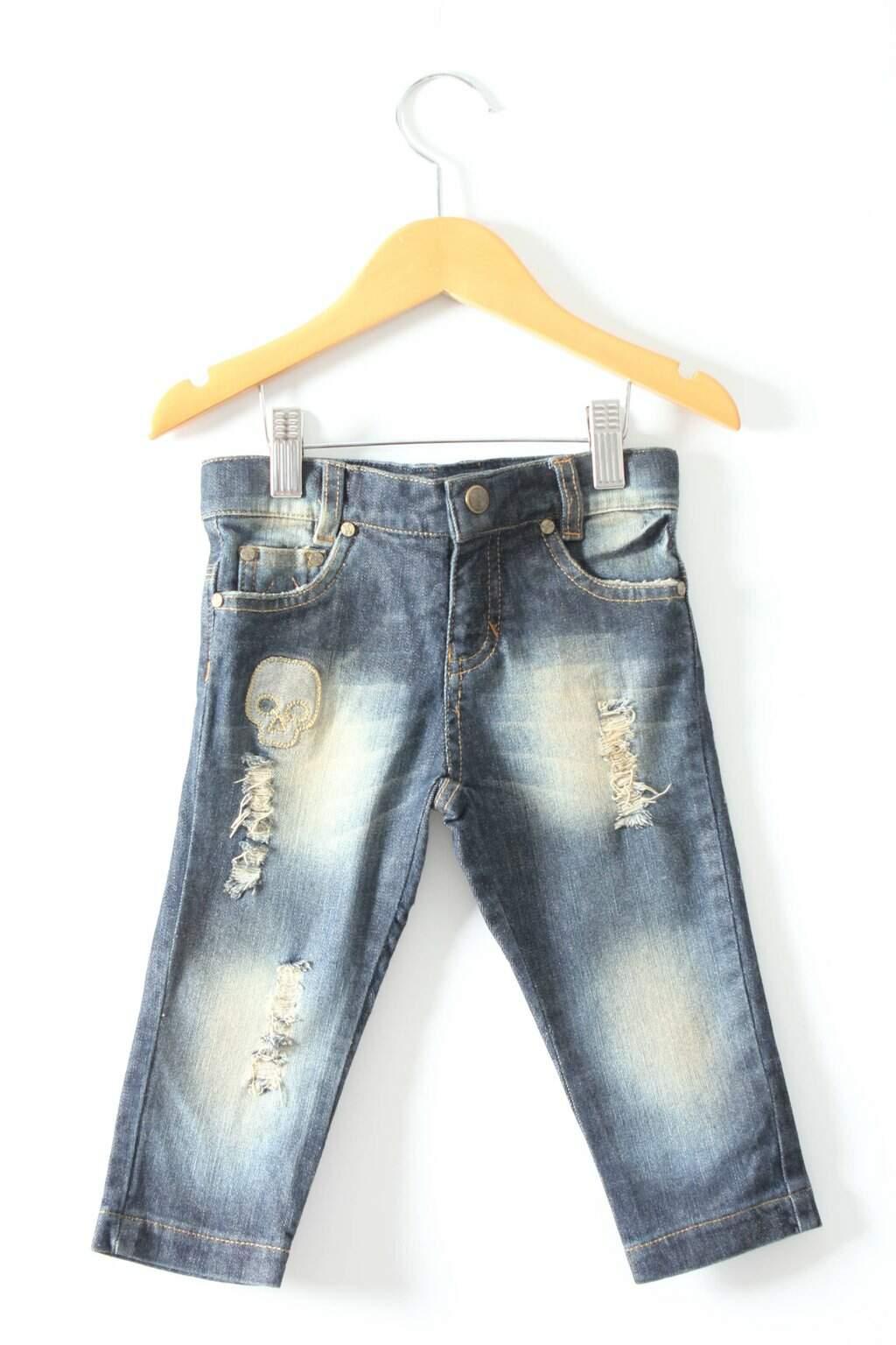 Calça Jeans Paola Da Vinci