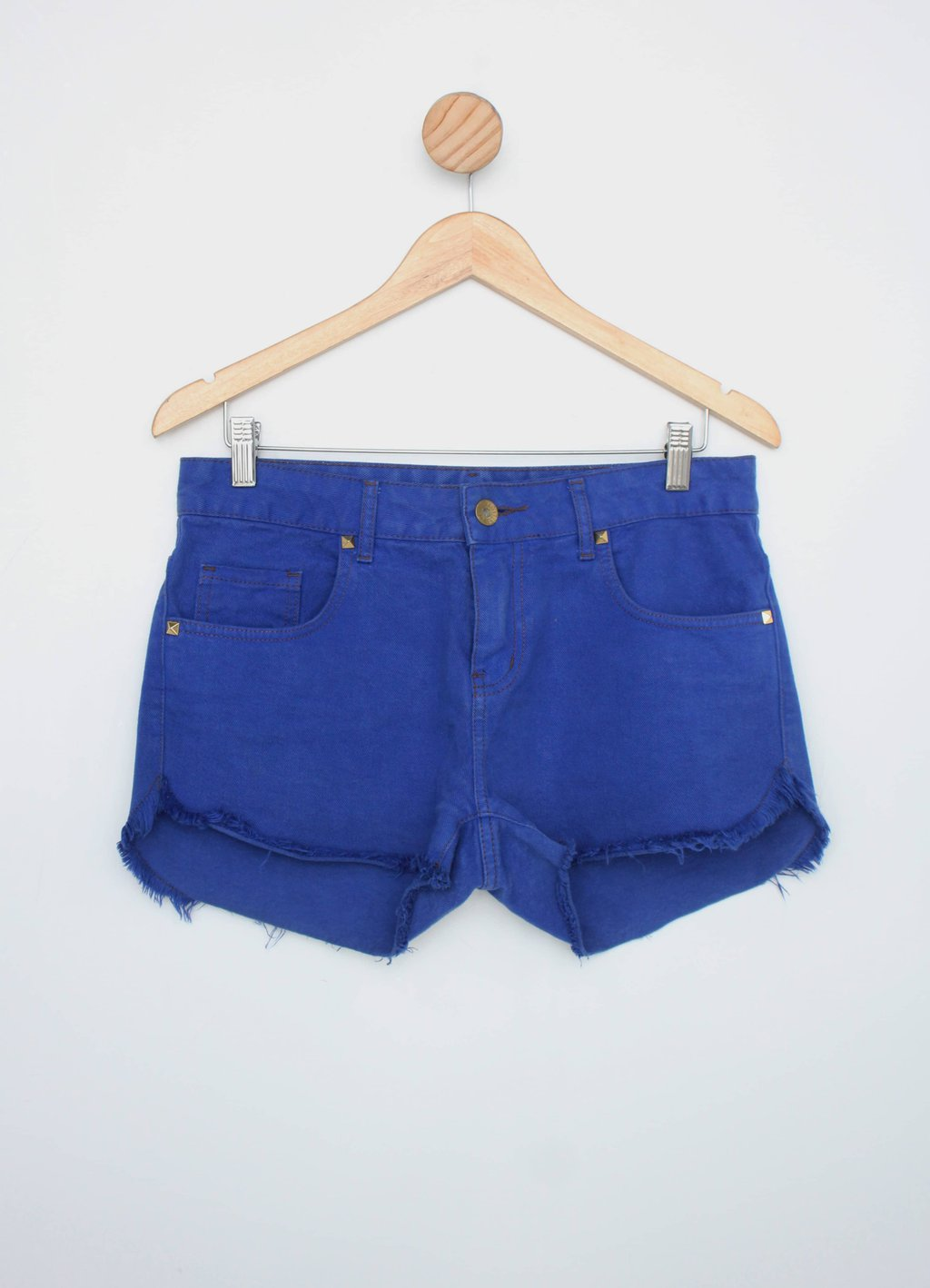 Shorts Le Lis Blanc Feminino Azul