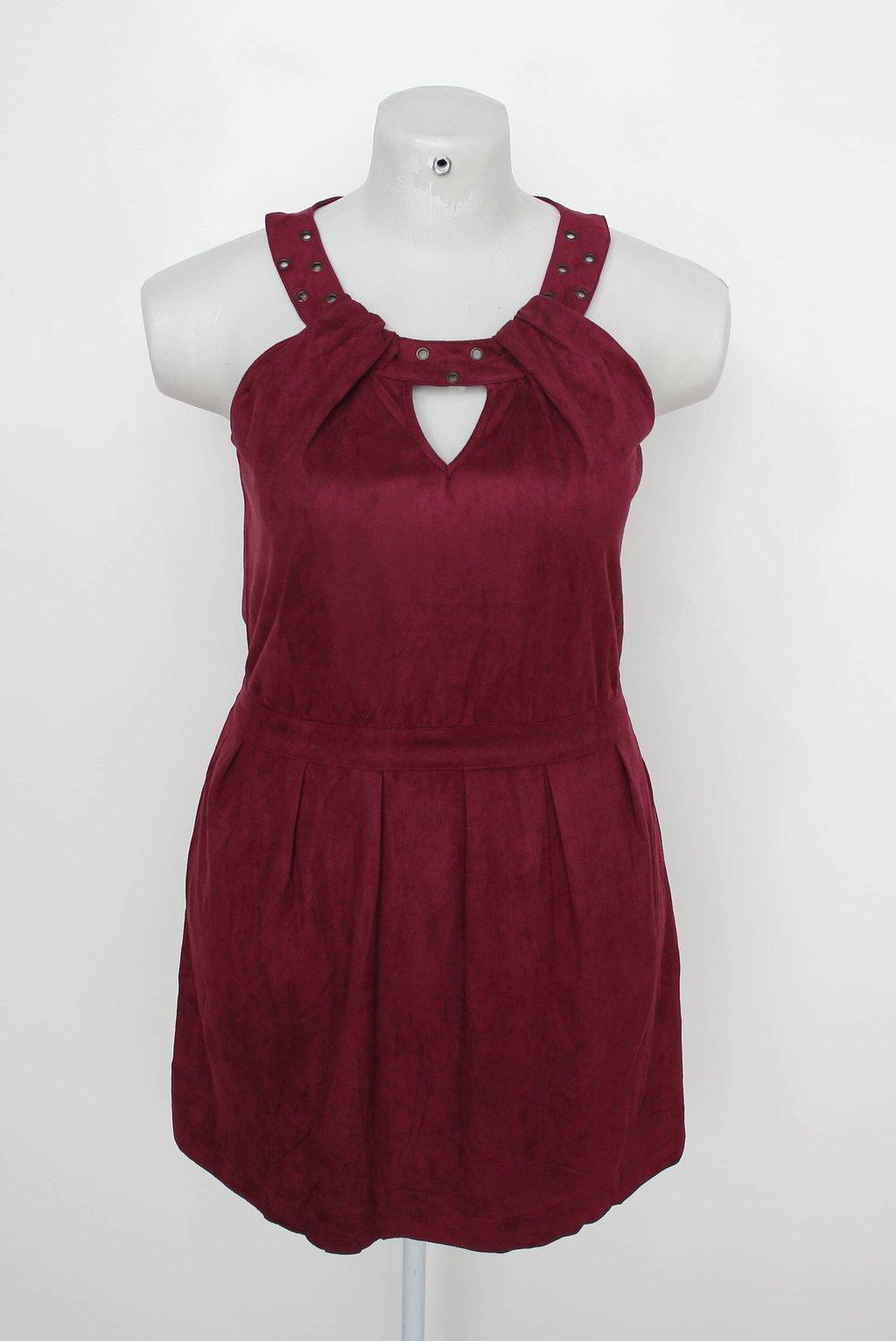 Vestido Dream Feminino Vermelho