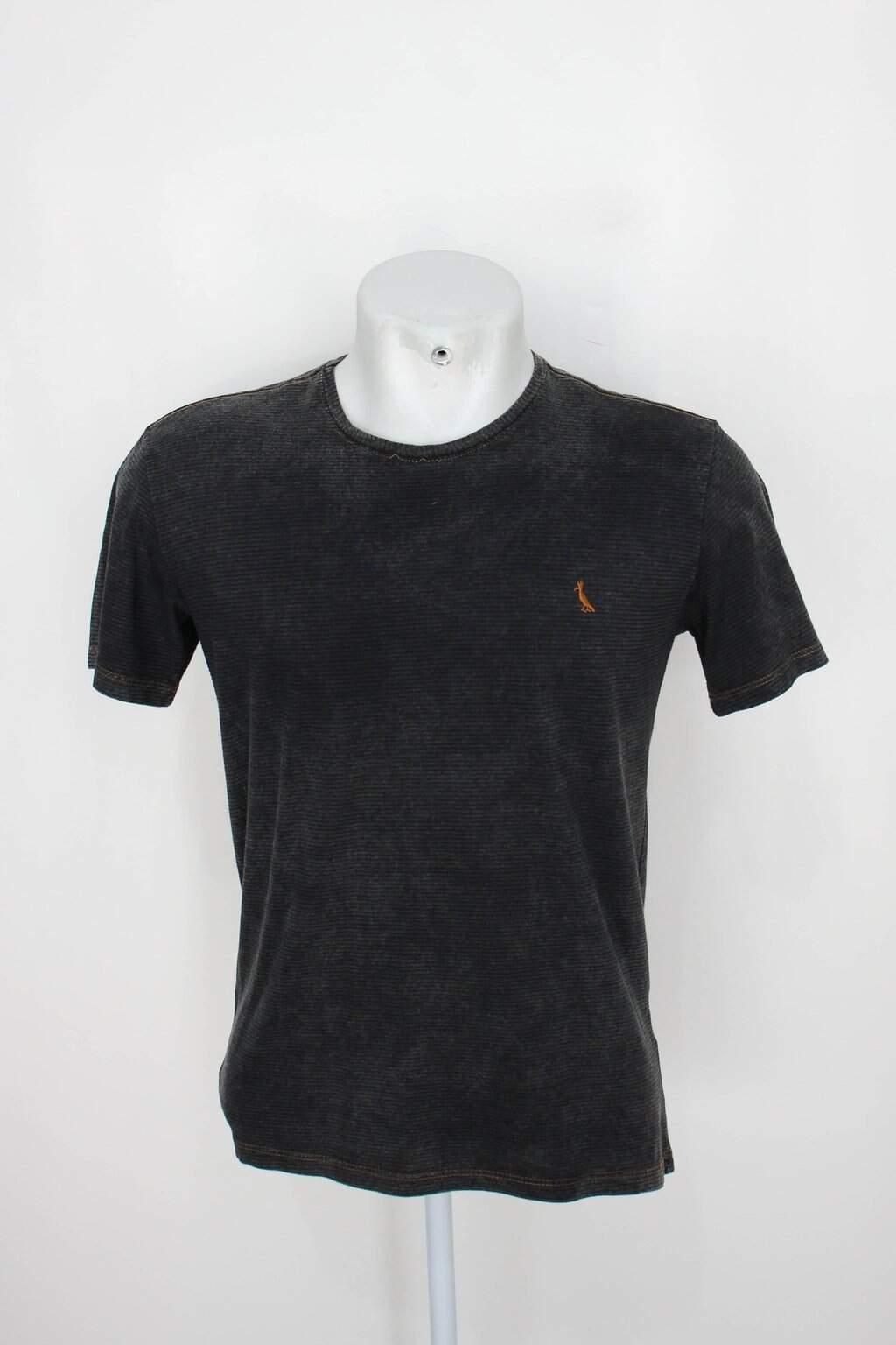Camiseta Reserva Masculino Cinza