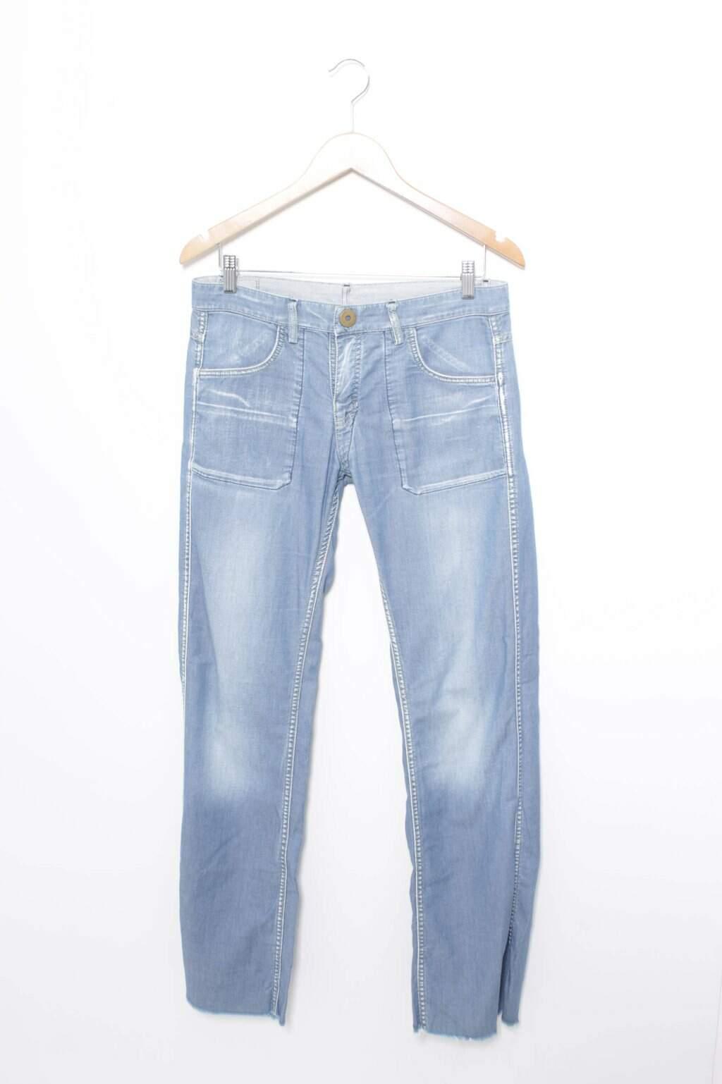 Calça Jeans Duplaface