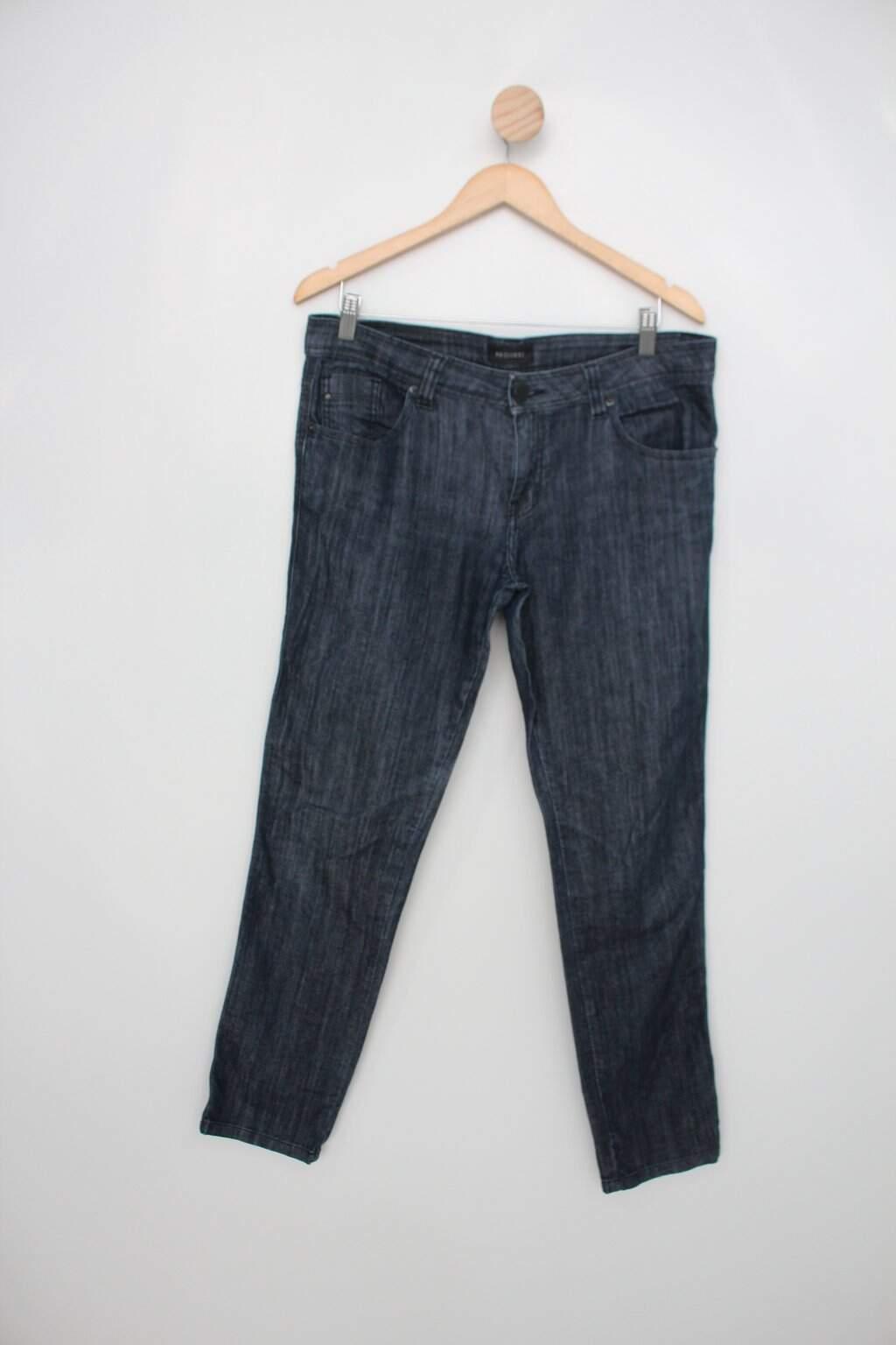 Calça Jeans Slim Renner Feminina Azul Marinho