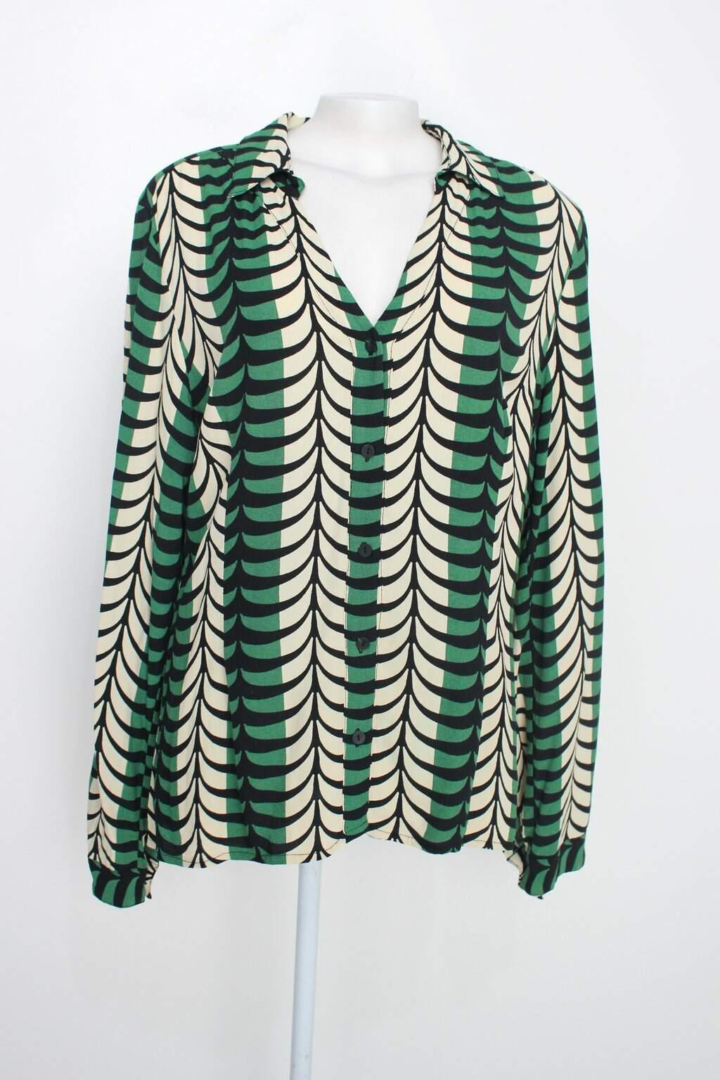 Camisa Totem Feminina Estampada
