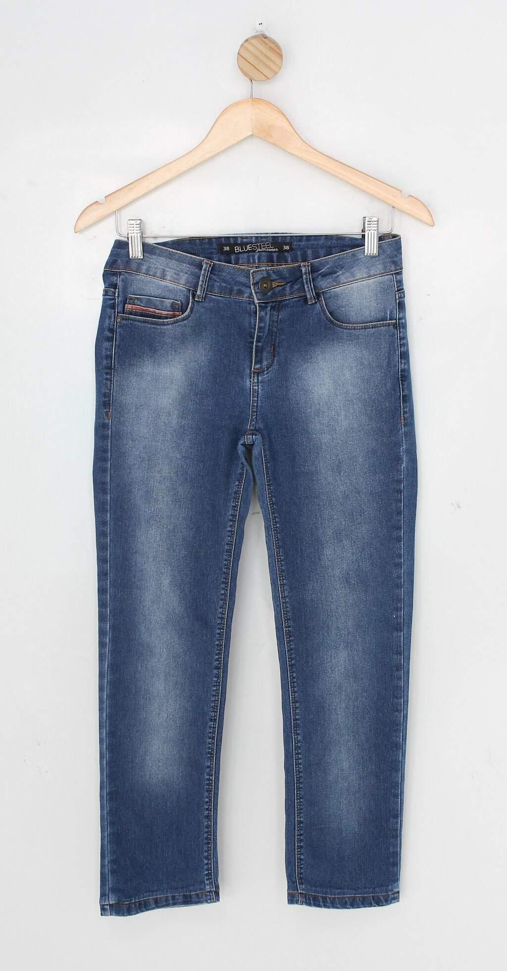 Calça Jeans Renner Feminina Azul
