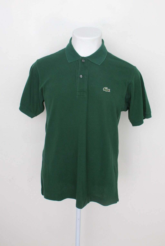 Camiseta Polo Lacoste Masculina Verde