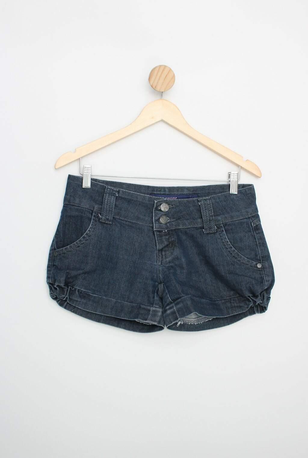 Shorts Jeans C&a Feminino Azul
