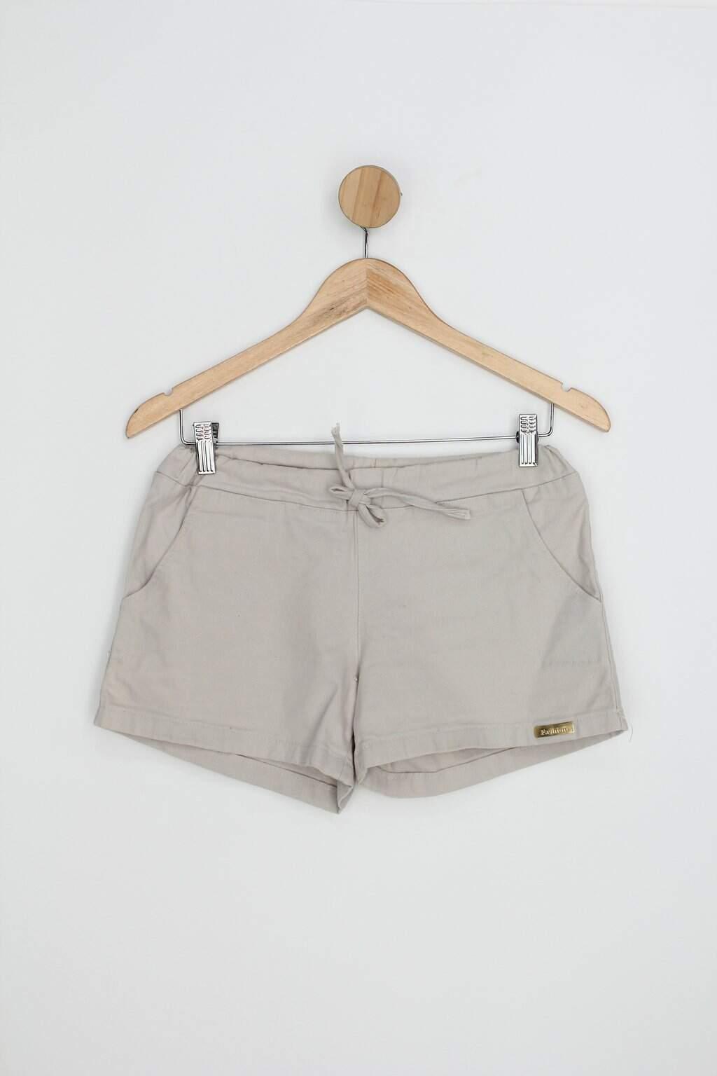 Shorts Feminino Nude