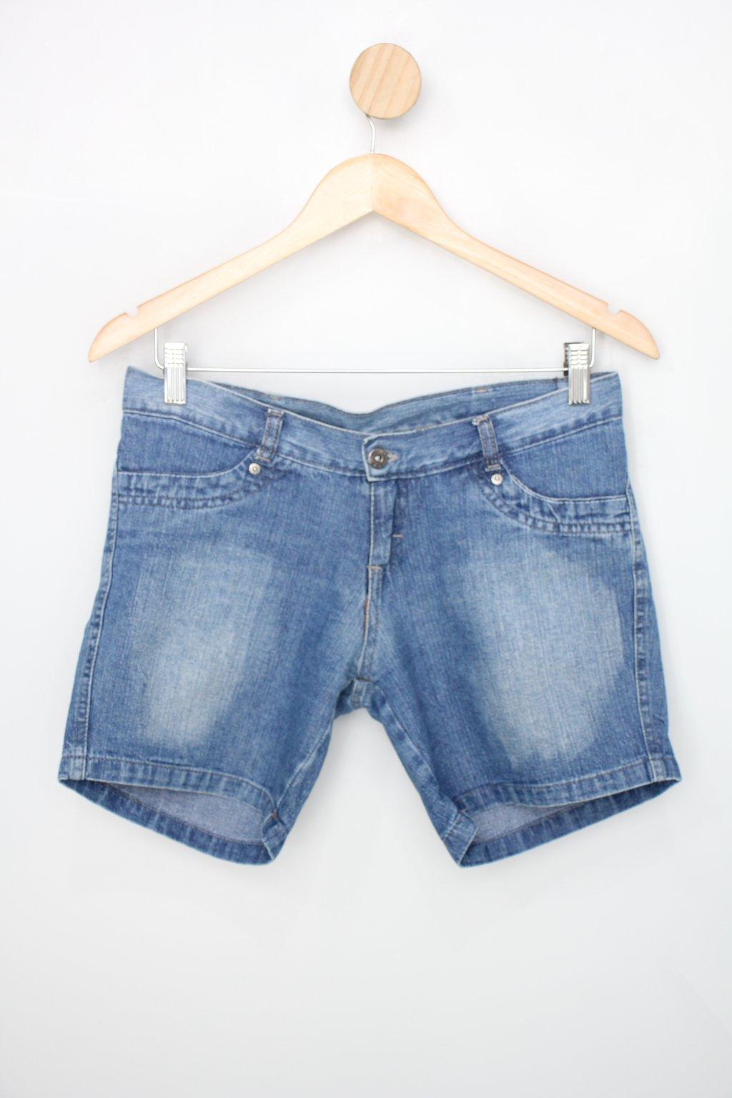 Shorts Top 10 Jeans Feminino Azul