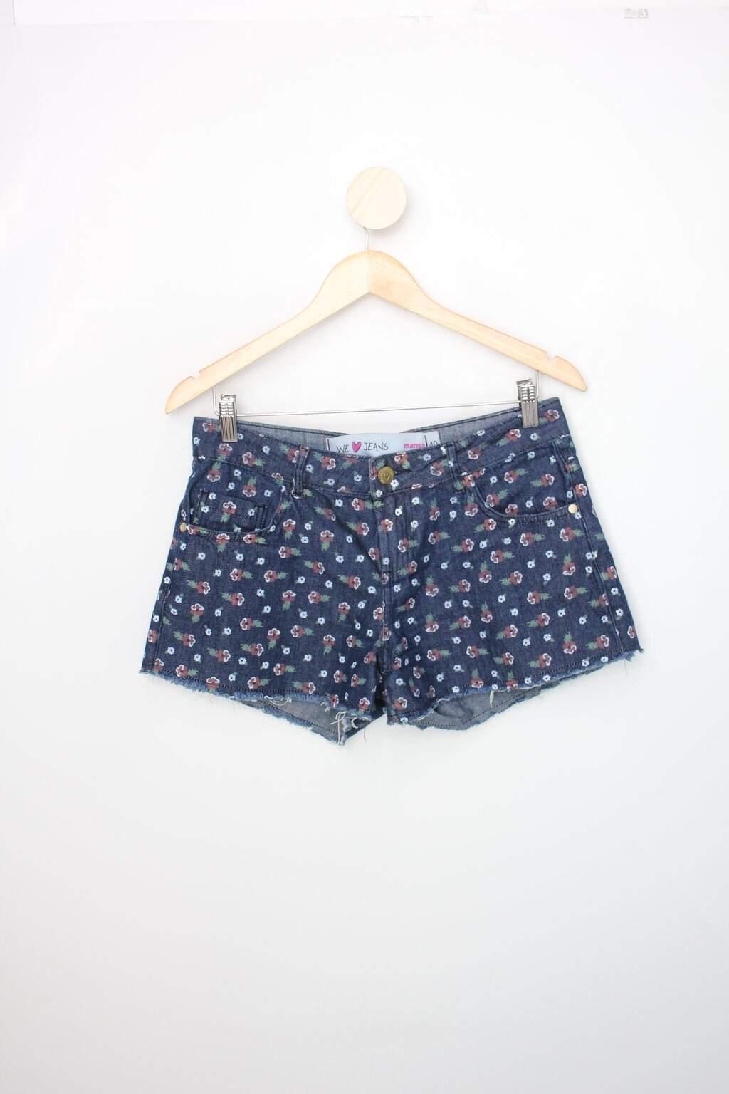 Shorts Marisa Feminino Estampado