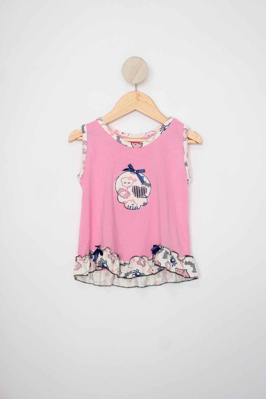 Conjunto De Pijama Infantil Estampado