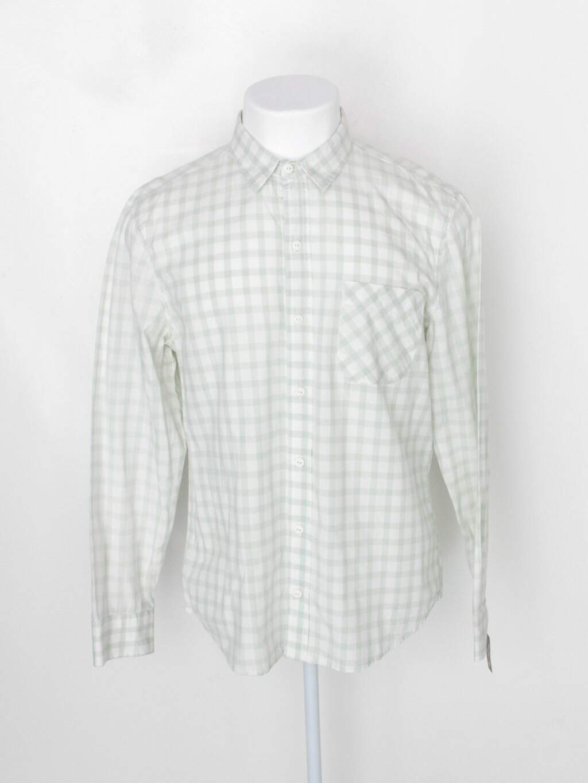 Camisa Hering Masculina Verde Xadrez