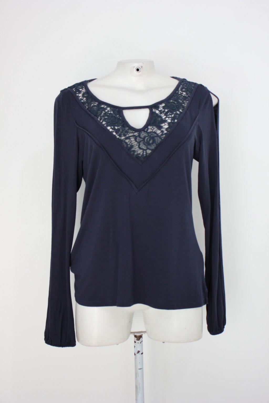 Blusa Rubinella Feminina Azul