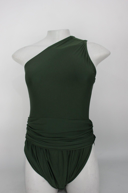 Maiô Lenny Niemeyer Feminino Verde De Ombro único