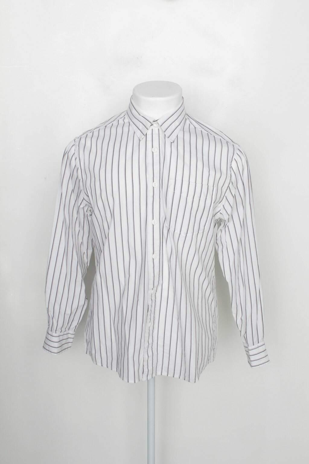 Camisa Hering Masculina Listrada