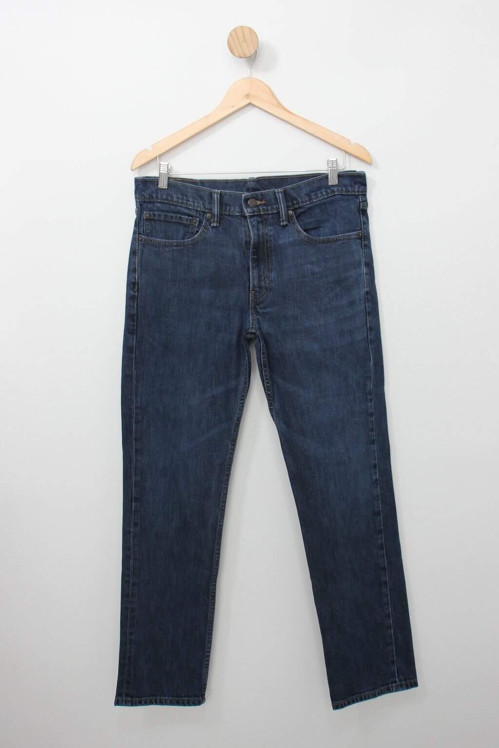 Calça Jeans Levi&squo;s Masculina Azul