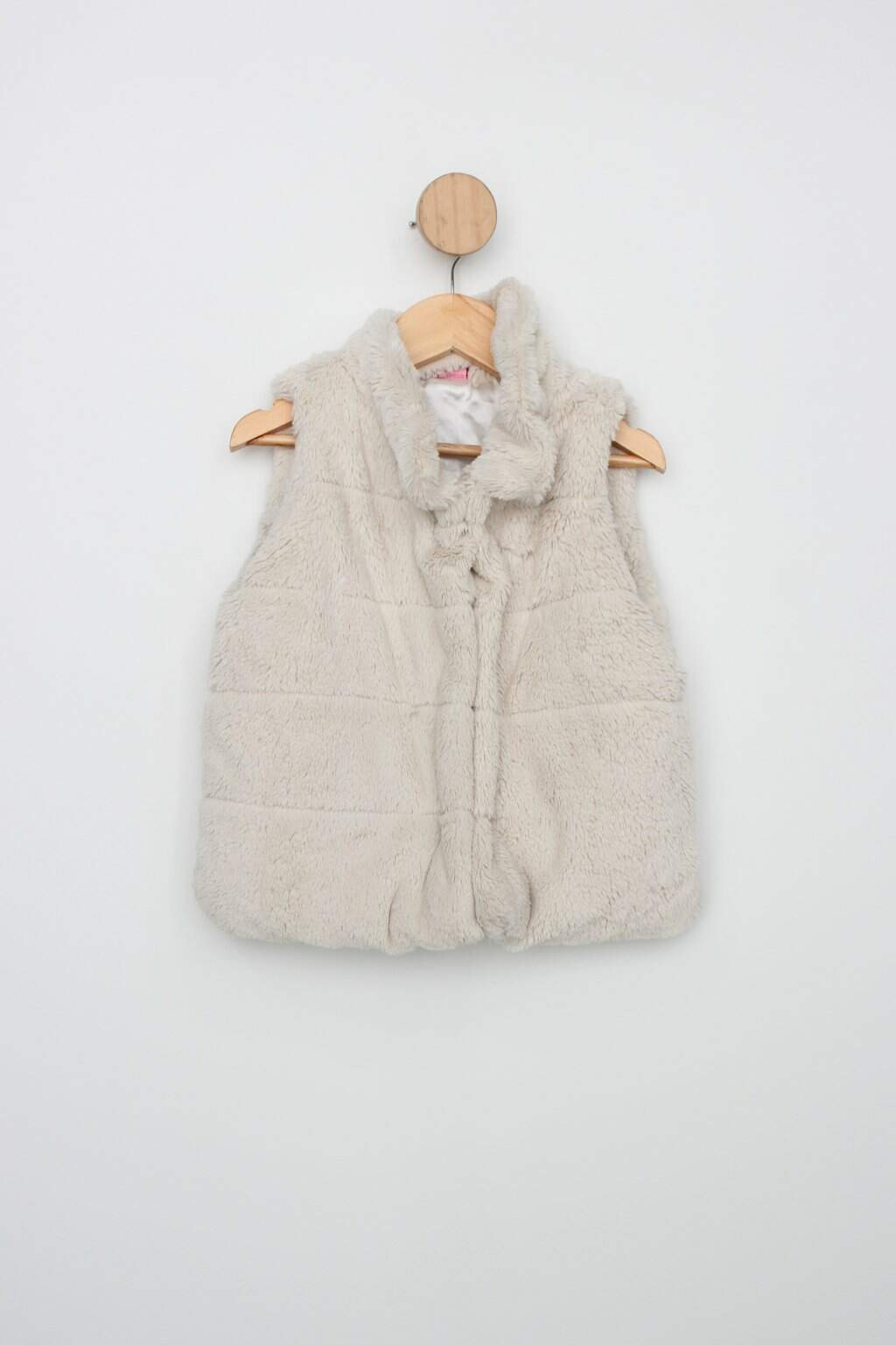 Colete Infantil Figurinha Off-white