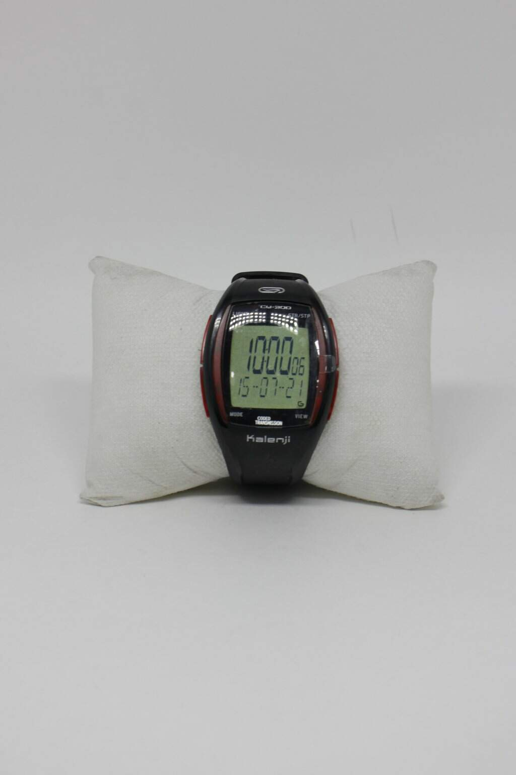 Relógio Digital Kalenji Masculino Preto