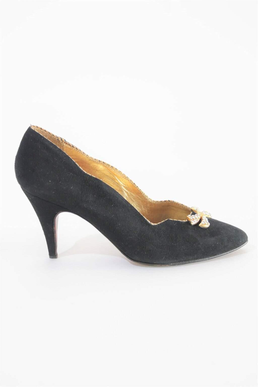Sapato Feminino Preto Elite