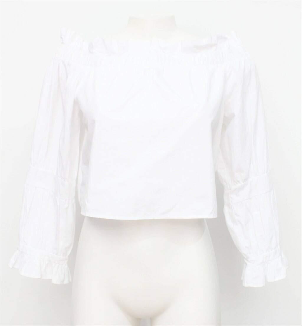 Blusa Branca Zara