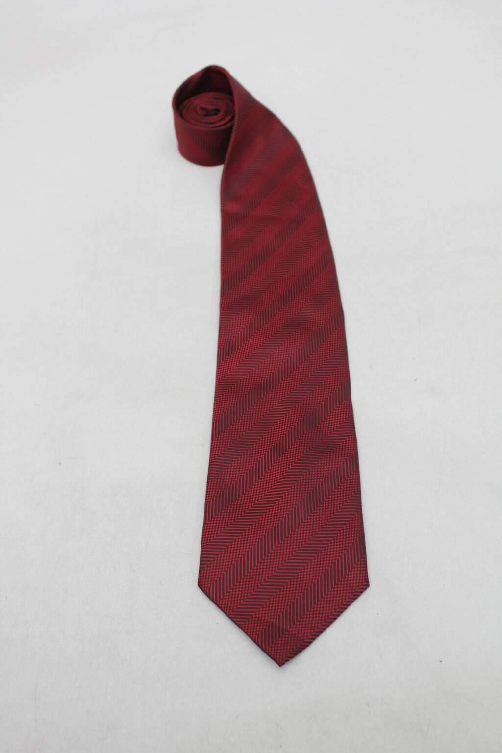 Gravata vermelha schiafine
