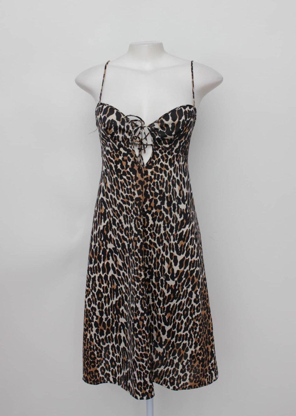 Camisola feminina animal print