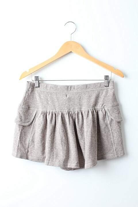Shorts Saia Moletini Juliana Jabour - TAM 40_foto de frente
