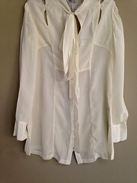 Camisa Branca Lalah_foto de frente