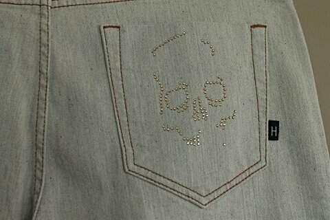 Calça Jeans Alexandre Herchcovitch - TAM 44_foto da etiqueta