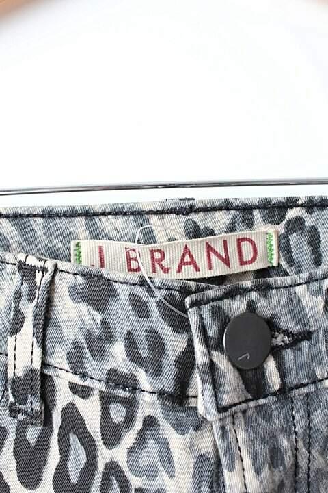 Calça Animal Print J Brand - TAM 36_foto de costas