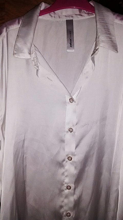 Camisa Branca Colcci _