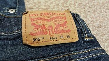 Calça Jeans Levis _