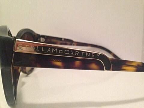 Óculos de Sol Stella McCartney Sunglasses_foto de costas