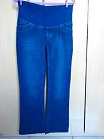 Calça Jeans para Gestante_