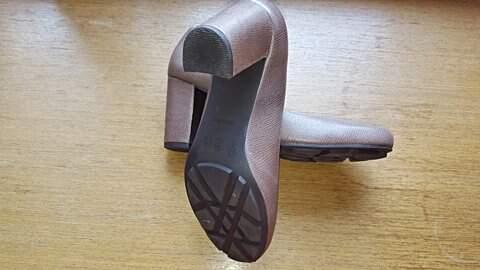 Sapato Corello Nude_