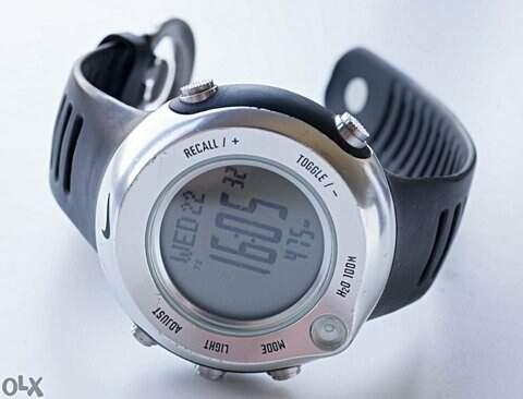 Relogio Nike Wa0018-001 Oregon Series Alti Compass _