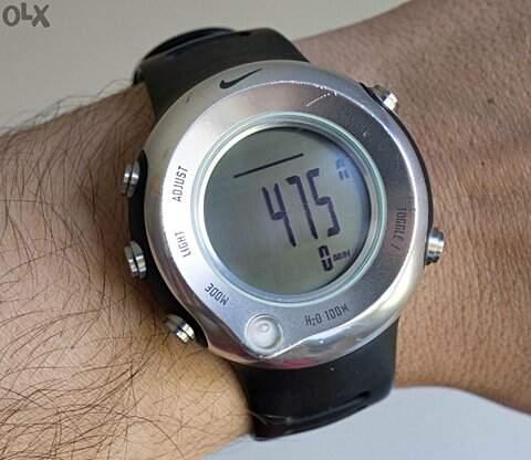 Relogio Nike Wa0018-001 Oregon Series Alti Compass _foto principal