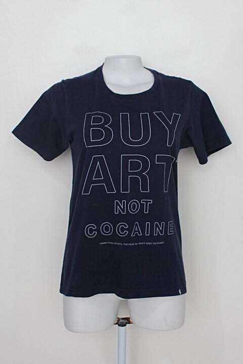 Camiseta elcabriton feminina azul marinho estampada_foto principal