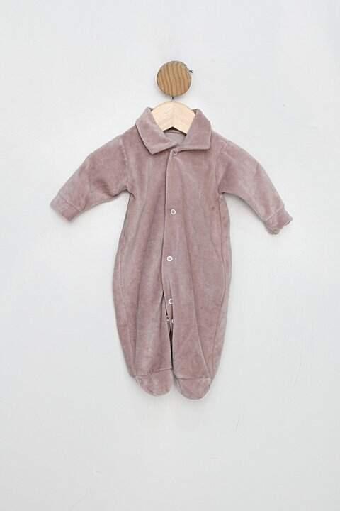 Macacão Infantil rosa_foto principal