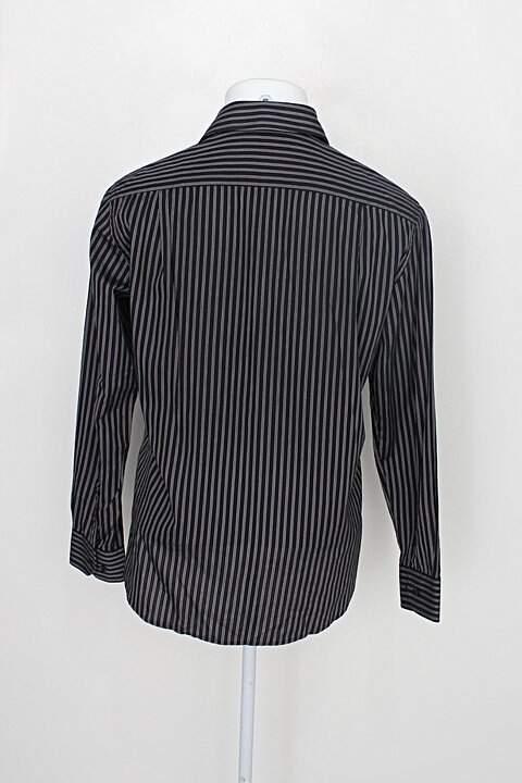 Camisa brookisfield masculina estampada_foto de costas