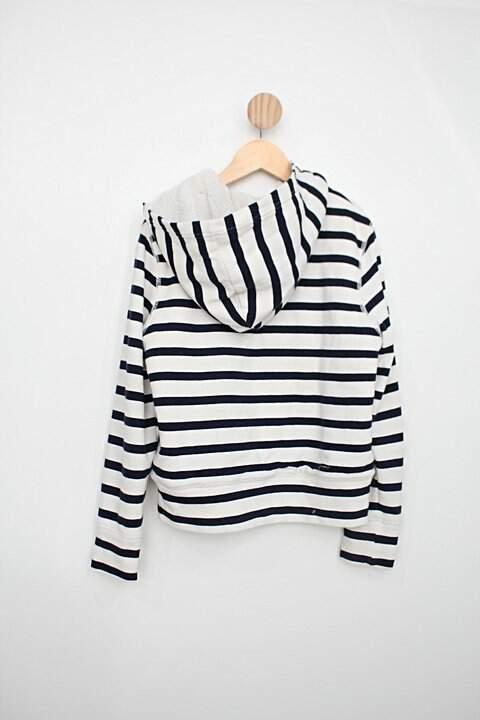 Blusa gap feminina branca_foto de costas