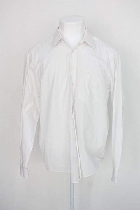 Camisa dudalina masculina branca_foto principal