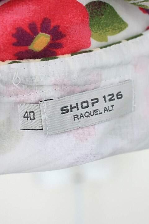 Vestido feminino estampa floral shop 126_foto de detalhe