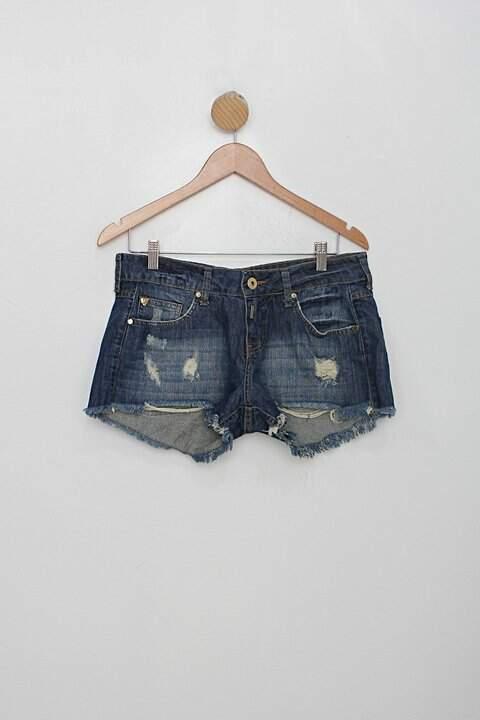 Shorts Jeans sommer feminino azul_foto principal