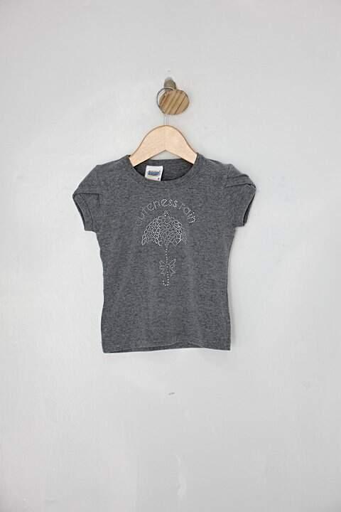 Camiseta Infantil duzizo cinza_foto principal