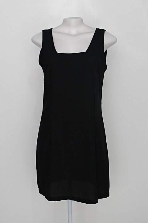 Vestido feminino preto_foto principal