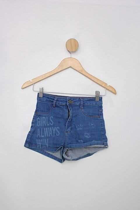 Shorts jeans renner feminino azul_foto principal