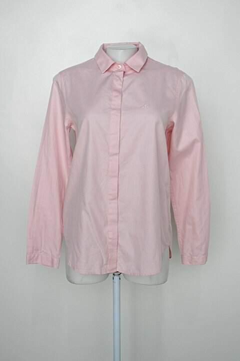 Camisa dudalina feminina rosa com Bordado_foto principal