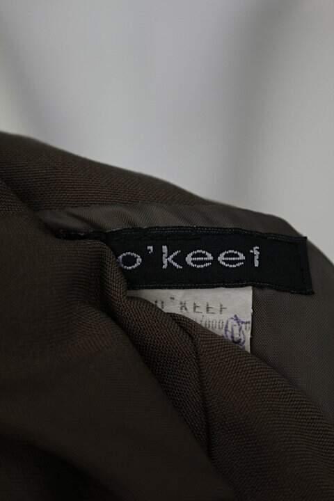 Blazer o'keet feminino verde musgo_foto de detalhe